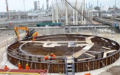 ExxonMobil B229 – Hexene Tank Project