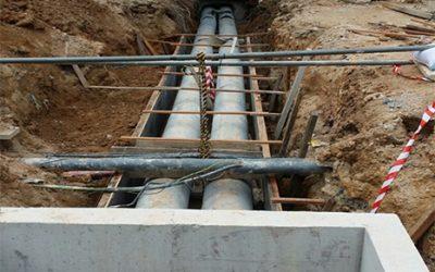 Expansion of Sewage Treatment Plant 1, Jurong Island, Singapore