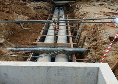 Expansion of Sewage Treatment Plant 1