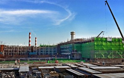 Tuas Desalination Project 3, Singapore