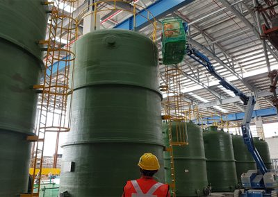 Tuas Desalination Project 3